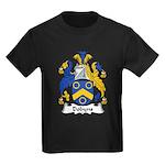 Dobyns Family Crest Kids Dark T-Shirt