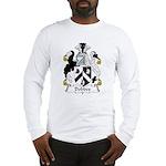 Dobbes Family Crest  Long Sleeve T-Shirt