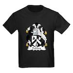 Dobbes Family Crest  Kids Dark T-Shirt