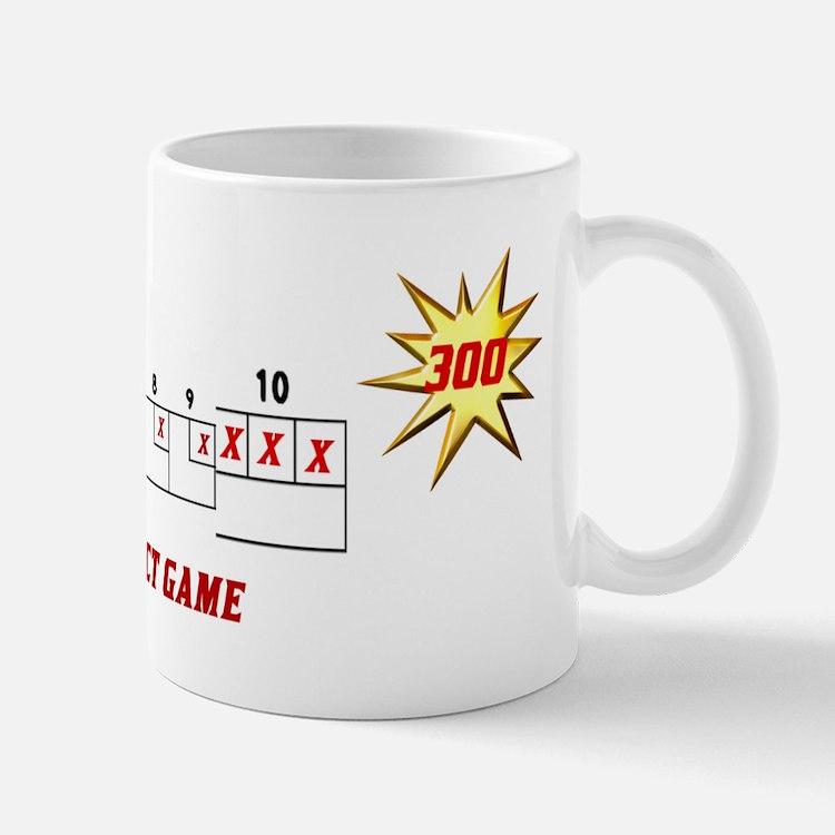 BOWLING.  I BOWLED A PERFECT GAME - 300 Mug