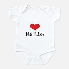 Nail Polish Infant Bodysuit