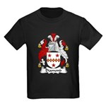 Diamond Family Crest Kids Dark T-Shirt