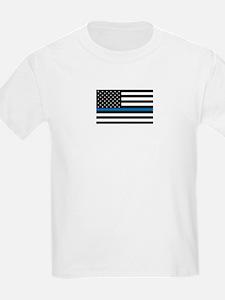 Kids Blue Line Light T-Shirt