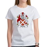 Denny Family Crest Women's T-Shirt