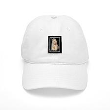 soft coated wheaton terrier Baseball Cap