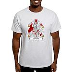 Dennis Family Crest Light T-Shirt