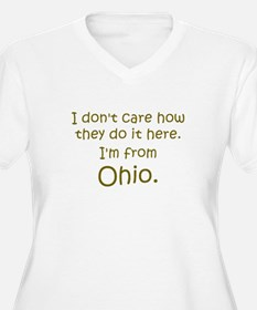 From Ohio T-Shirt
