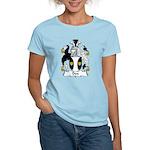 Den Family Crest Women's Light T-Shirt