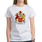 Delamare Family Crest Women's T-Shirt
