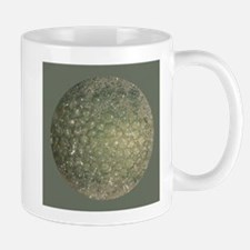 bubbles in sphere circle Mugs