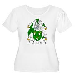 Deering Family Crest T-Shirt