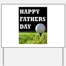 FATHERS DAY Yard Sign