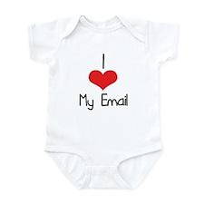 My Email Infant Bodysuit