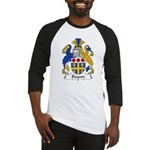 Deacon Family Crest  Baseball Jersey