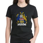 Deacon Family Crest  Women's Dark T-Shirt