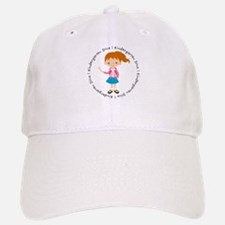 Cute Girl Kindergarten Diva Baseball Baseball Cap