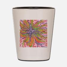 fluxuous floraless Shot Glass