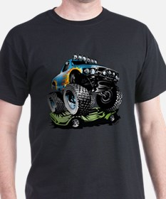 Monster Race Truck Crush T-Shirt