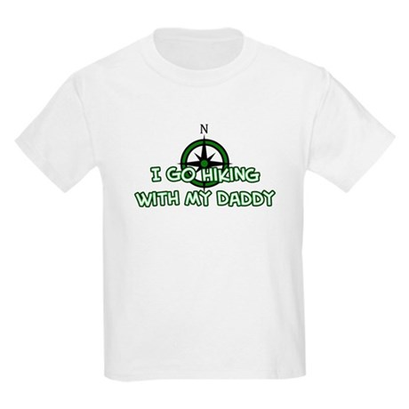 Hiking Daddy Kids Light T-Shirt
