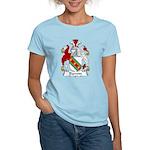 Darwin Family Crest Women's Light T-Shirt