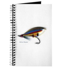 'Silver Doctor Salmon Fly' Journal