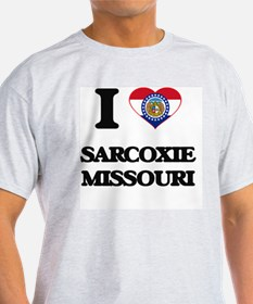 I love Sarcoxie Missouri T-Shirt