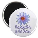 Lotus Groom's Mother Magnet