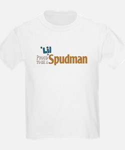 Proud To Be A Lil Spudman T-Shirt