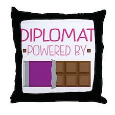 Diplomat Throw Pillow