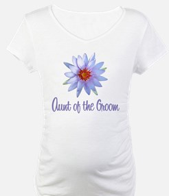 Lotus Groom's Aunt Shirt