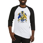 Darby Family Crest  Baseball Jersey