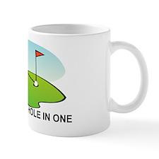 GOLF.  I MAKE A HOLE IN ONE Mug