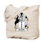 Daniell Family Crest Tote Bag
