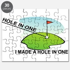 GOLF. I MAKE A HOLE IN ONE Puzzle