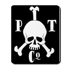 Pyrate Trading Co Mousepad