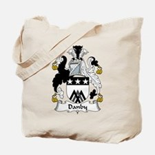Danby Family Crest  Tote Bag