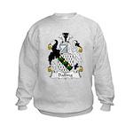 Dalling Family Crest Kids Sweatshirt