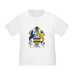 Dalby Family Crest T