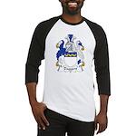 Daggett Family Crest  Baseball Jersey