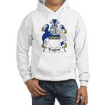 Daggett Family Crest Hooded Sweatshirt