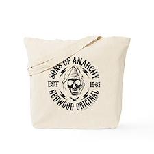 SOA Redwood Tote Bag