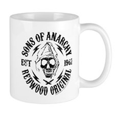 SOA Redwood Mug