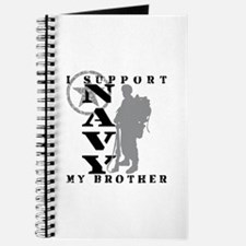 I Support Brother 2 - NAVY Journal