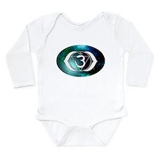 3rd Eye Chakra Body Suit