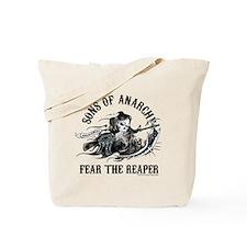 Reaper Gun Tote Bag