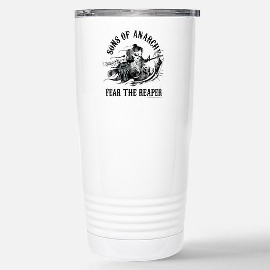 SOA Reaper Gun Stainless Steel Travel Mug