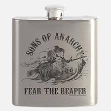 SOA Reaper Gun Flask