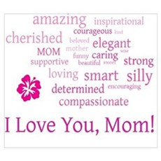 I Love you, Mom! Poster