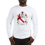 Culpeper Family Crest  Long Sleeve T-Shirt