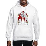 Crump Family Crest Hooded Sweatshirt